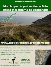 Marcha por la protección de Cala Reona y entorno de Calblanque