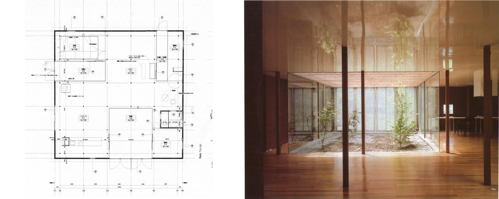 Catedra sgbl arq roberto amette arquitectura 1 ejercicio - Casa de fin de semana ...
