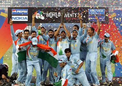 India are Twenty20 World Champions