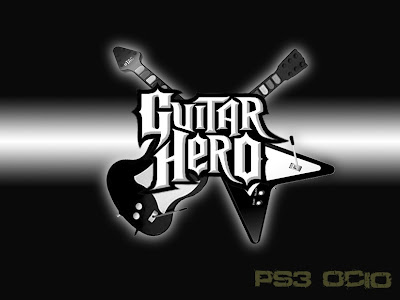 wallpaper guitar hero. tattoo Guitar Hero 5 white