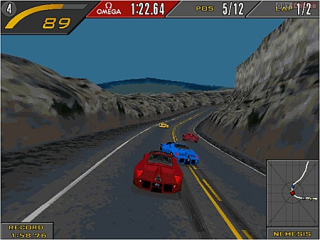 Need for Speed II SE 1997  movie screenshot 2