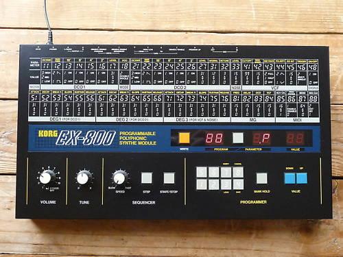 korg x5dr synth module