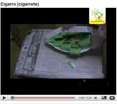 Quantos durar a inclinação de nicotina