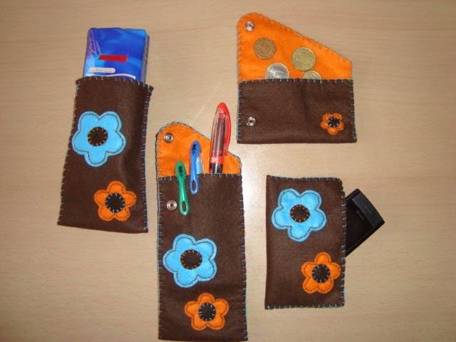 conjunto bolsas feltro1