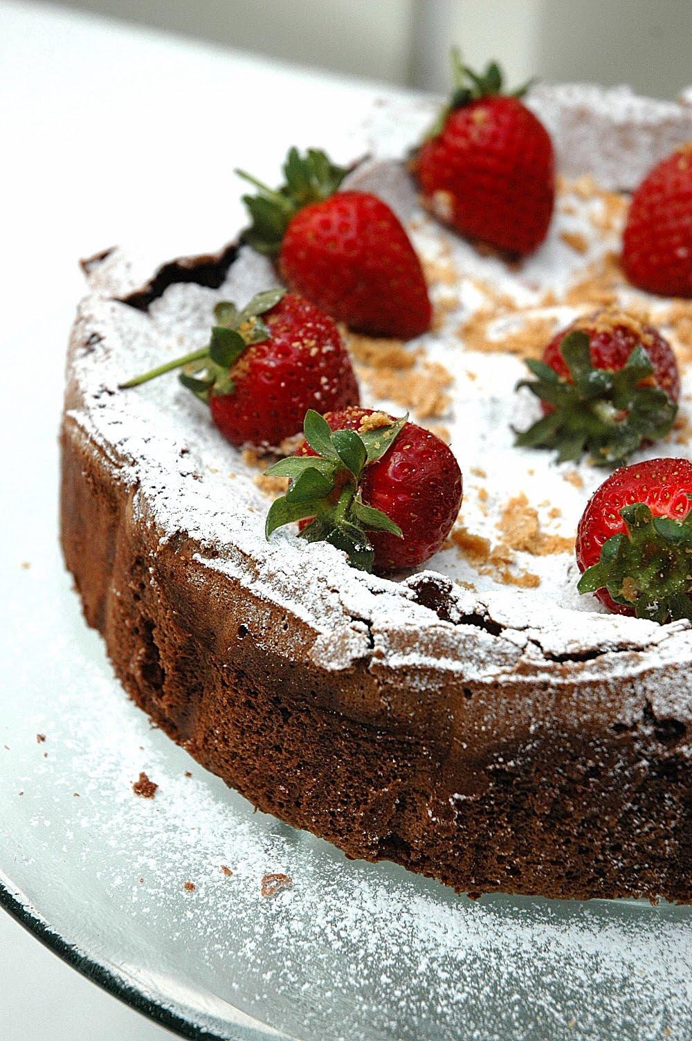 Death Note Cake Recipe