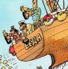 яхта Беда