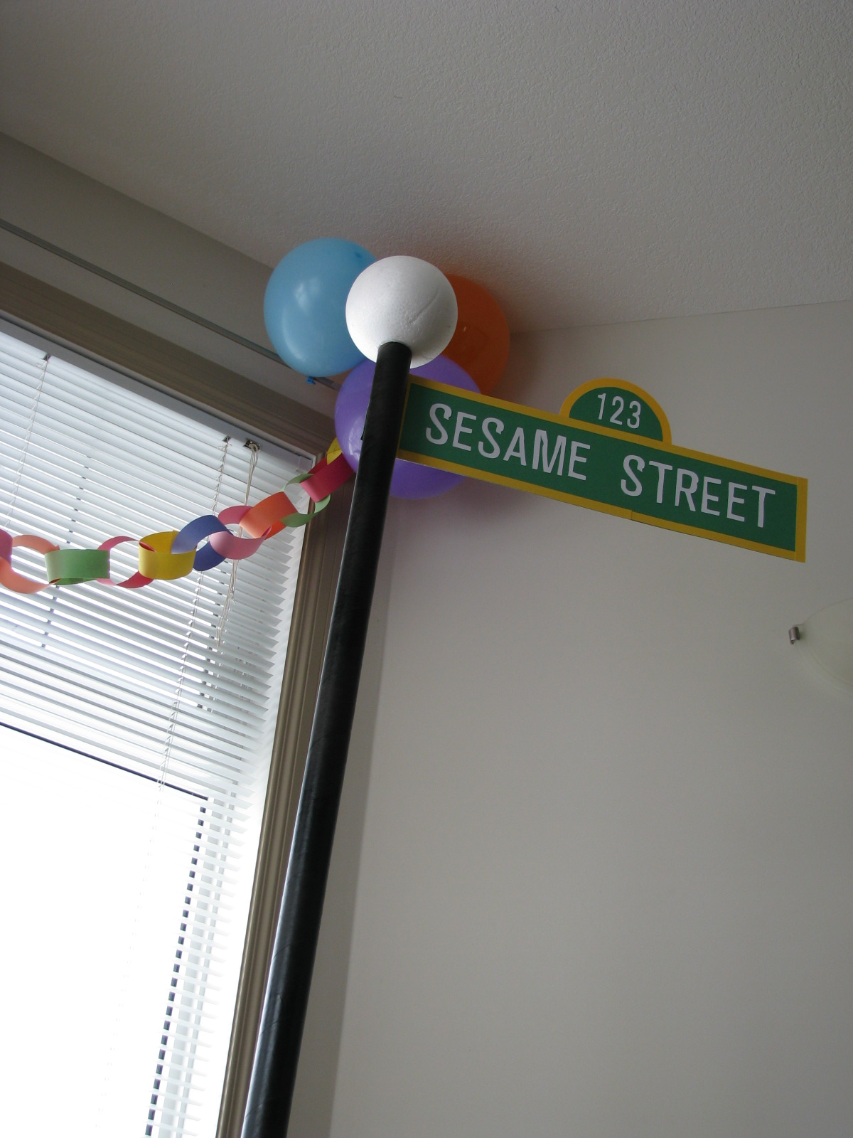 Making Merry Memories Sesame Street Birthday