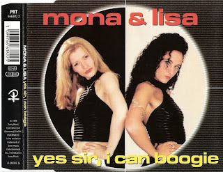 Mona & Lisa - Yes sir, I can boogie (CDM 1998)