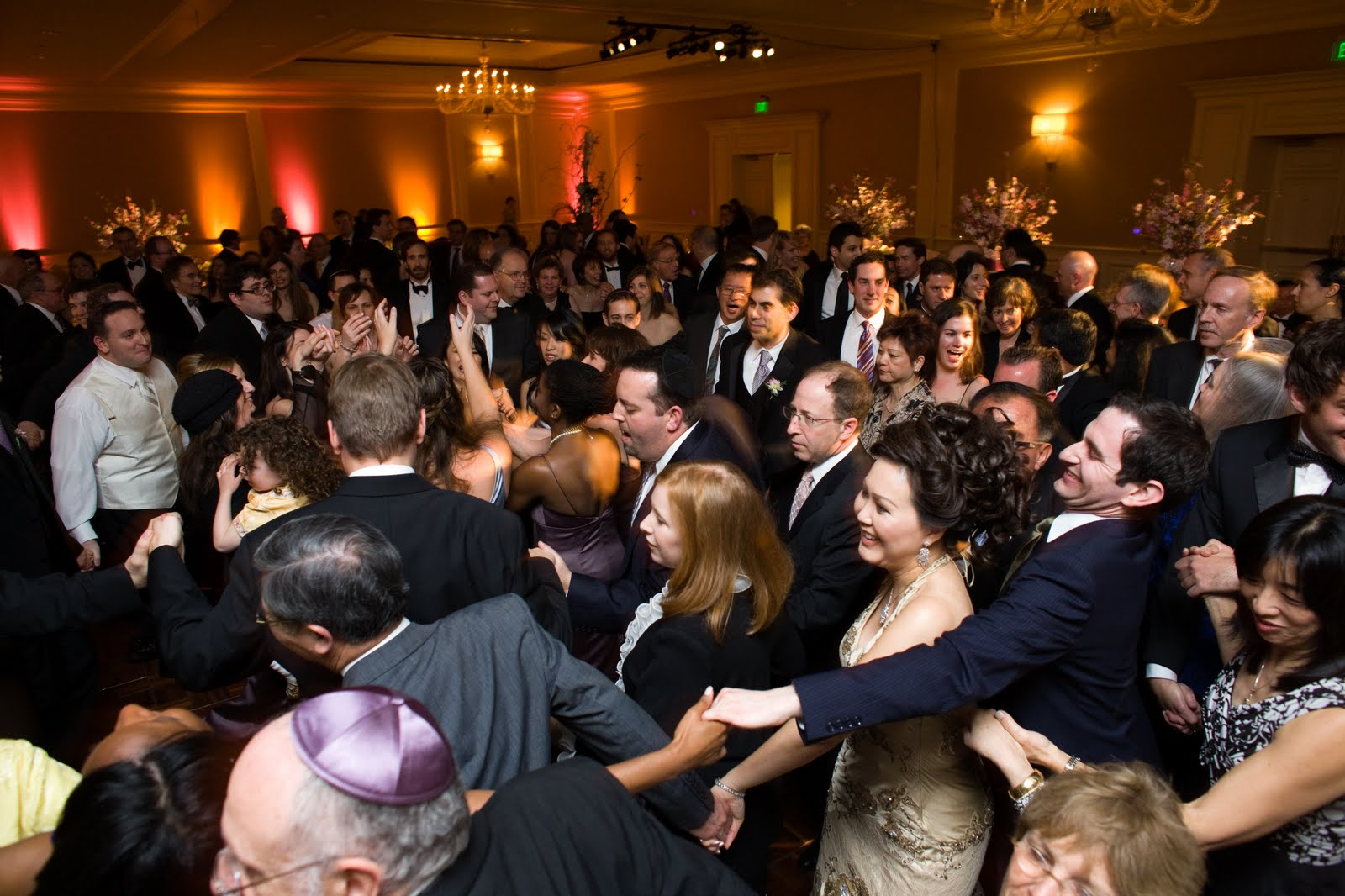 Bit Nervous About Whether Our Horah Was Going To Be Off Putting Some Of Guests So Many Chinese Had Never Been A Jewish Wedding
