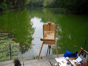 Plein Air  Set up