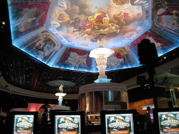 Casino perimmainen pokerim
