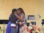 Mhia's Graduation Celebration