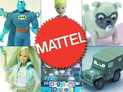 caso mattel En 2007, mattel tuvo un severo caso de crisis, en el que se dijo que varios de sus juguetes contenían plomo en la pintura, lo que ocasionó que la marca retirara del.