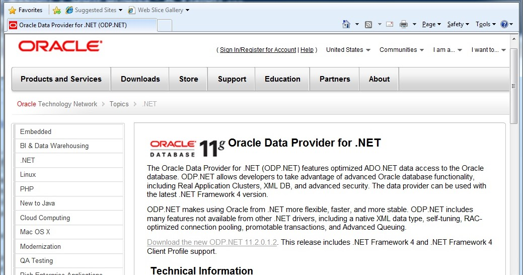 system.data.oracleclient.dll download oracle