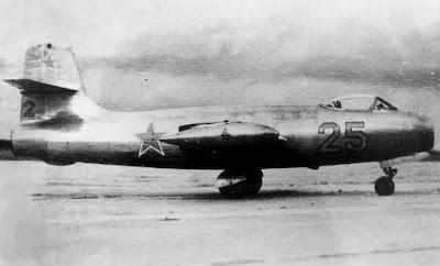 YAKOVLEV - avioni konstruktora Jakovljeva Yak19-bia