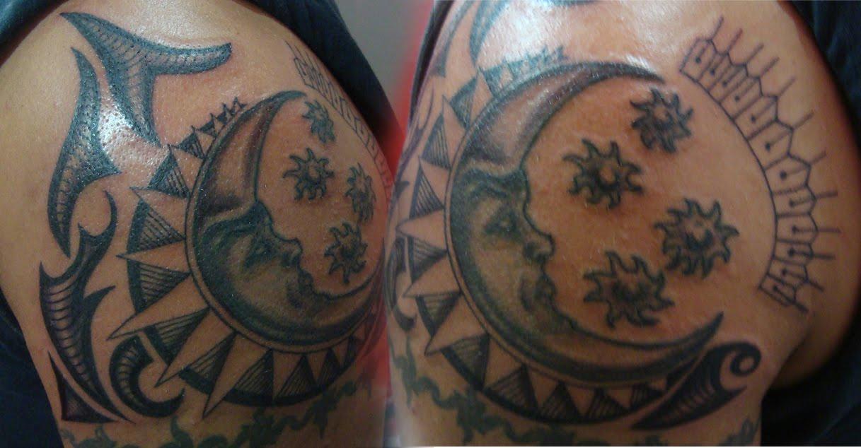 tatuaje maori. Tatuajes Maories. Tattoo Maori Javier de la fuerza Albatros.