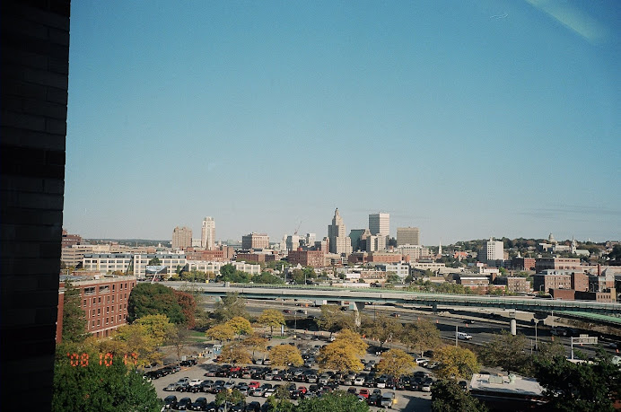 Providence (Through a Window)