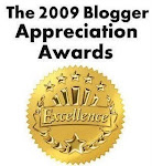 The 2009 Blogger Appreciation