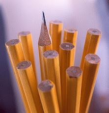 """CAMPAÑA: """"Dona un lápiz a mi escuela..."""""""