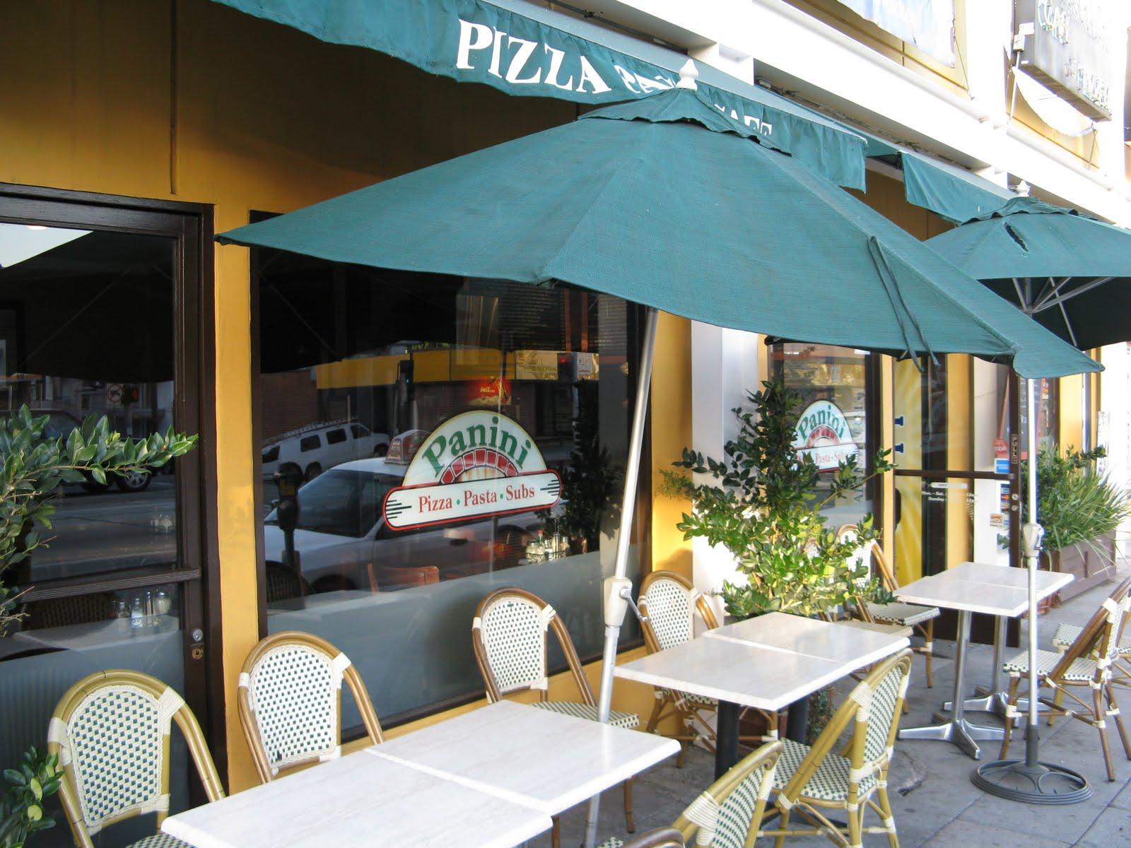 LA Pizza July 2008