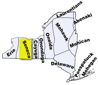 Image Result For Ny State Map
