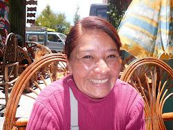 Carmen Escobari, My Tour Guide, Copacabana; Isla De La Sol, Lake Titicaca