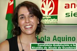 FUTURA ALCALDESA