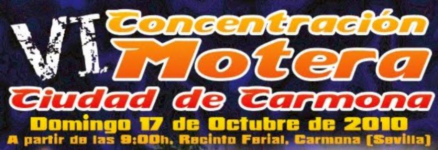 """Concentración Motera """"Ciudad de Carmona"""""""