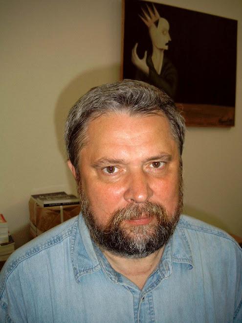 Писатель Андрей Углицких