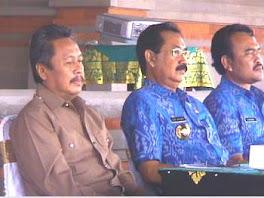 Bupati Grobogan Bersama Bupati Bali