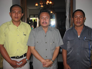 Bupati & Wakil Bupati Paling Dekat Dengan Wartawan
