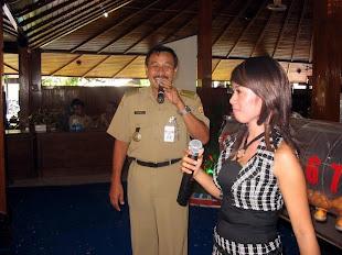 Sutanto Setwan /Kepala Dinas Perijinan