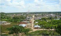 Panoramica de Puerto Caicedo