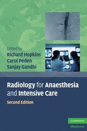 Radiology for Anaesthesia and Intensive Care, Second Edition (Cambridge Medicine) 1