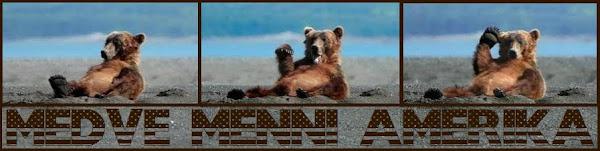 Medve Menni Amerika