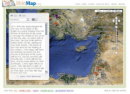 Clique na imagem abaixo e visite o site  Biblemap:
