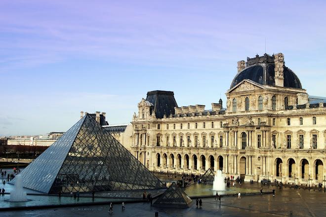 The Musée du Louvre