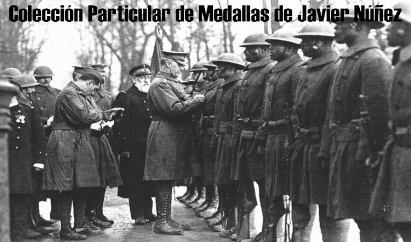 Coleccin Particular de Medallas de Javier Nez