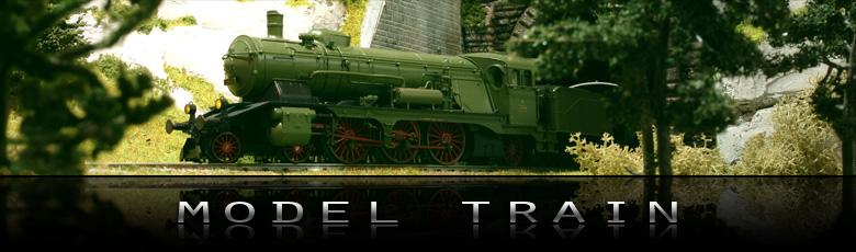 Alikante Model Train