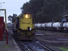 tren del BAP