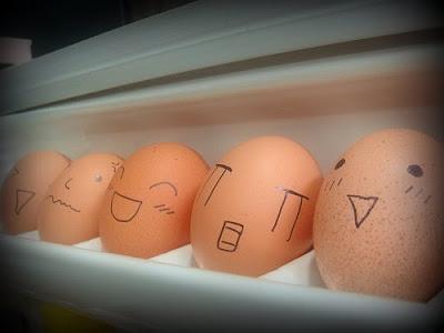 hukum telur tidak dicuci