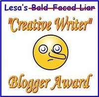 [creative+writer+blog+award]
