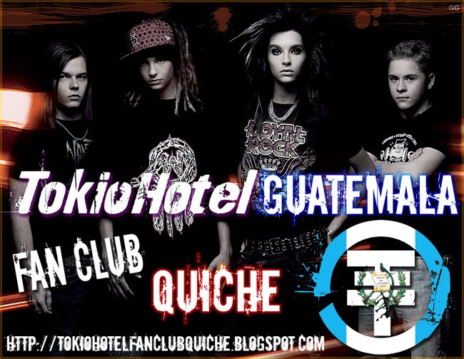 Fan Club Quiché Tokio Hotel