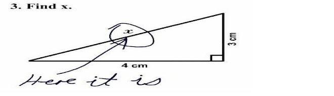 Area de Matemática, Reg. 16