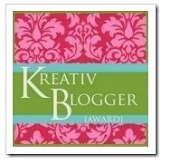 Kreativ Blogger Award #3