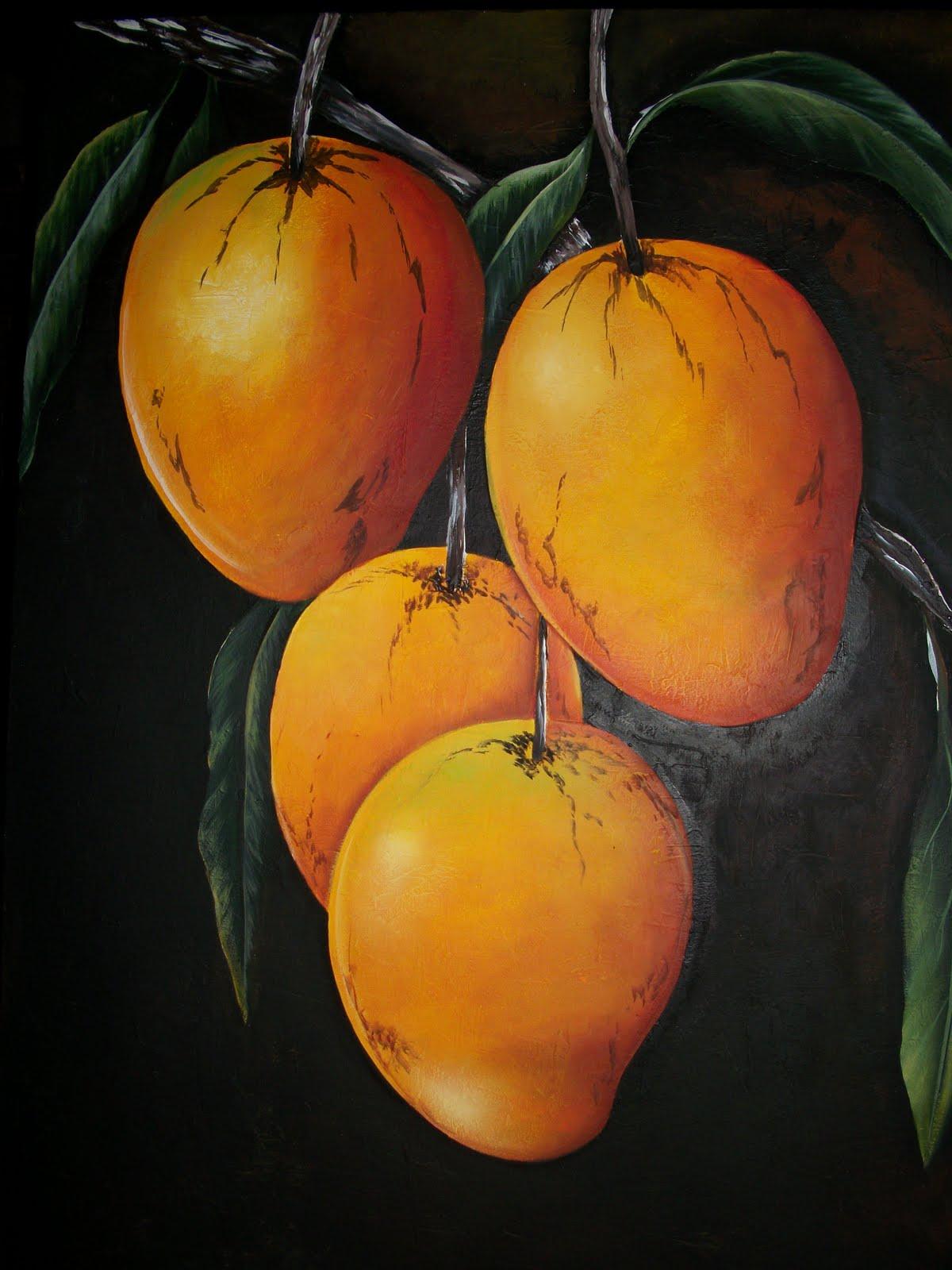 cuadros con el motivo de frutas para adornar el comedor del hogar