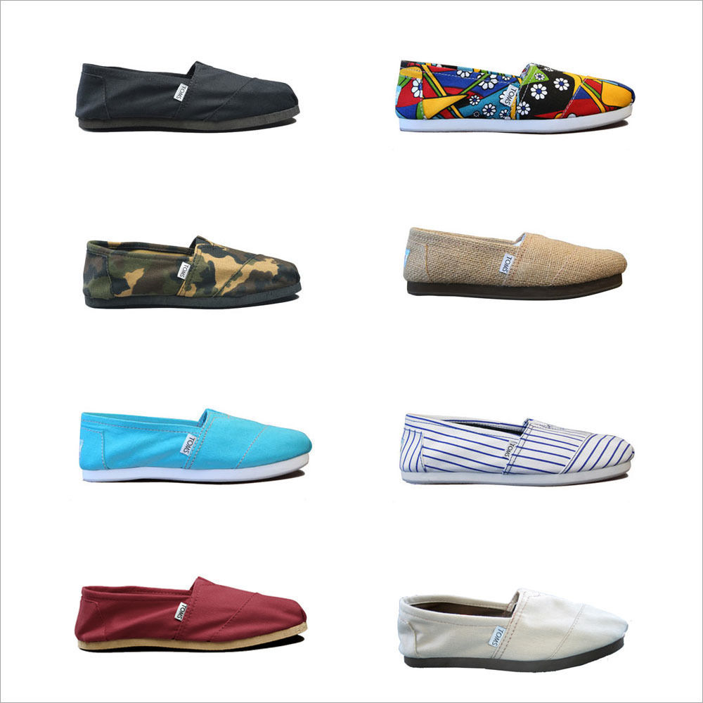 TOMS Shoes:
