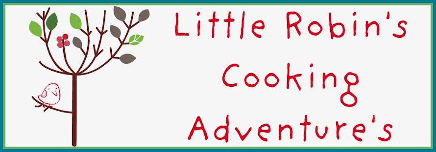 Little Robin's Cooking Adventures