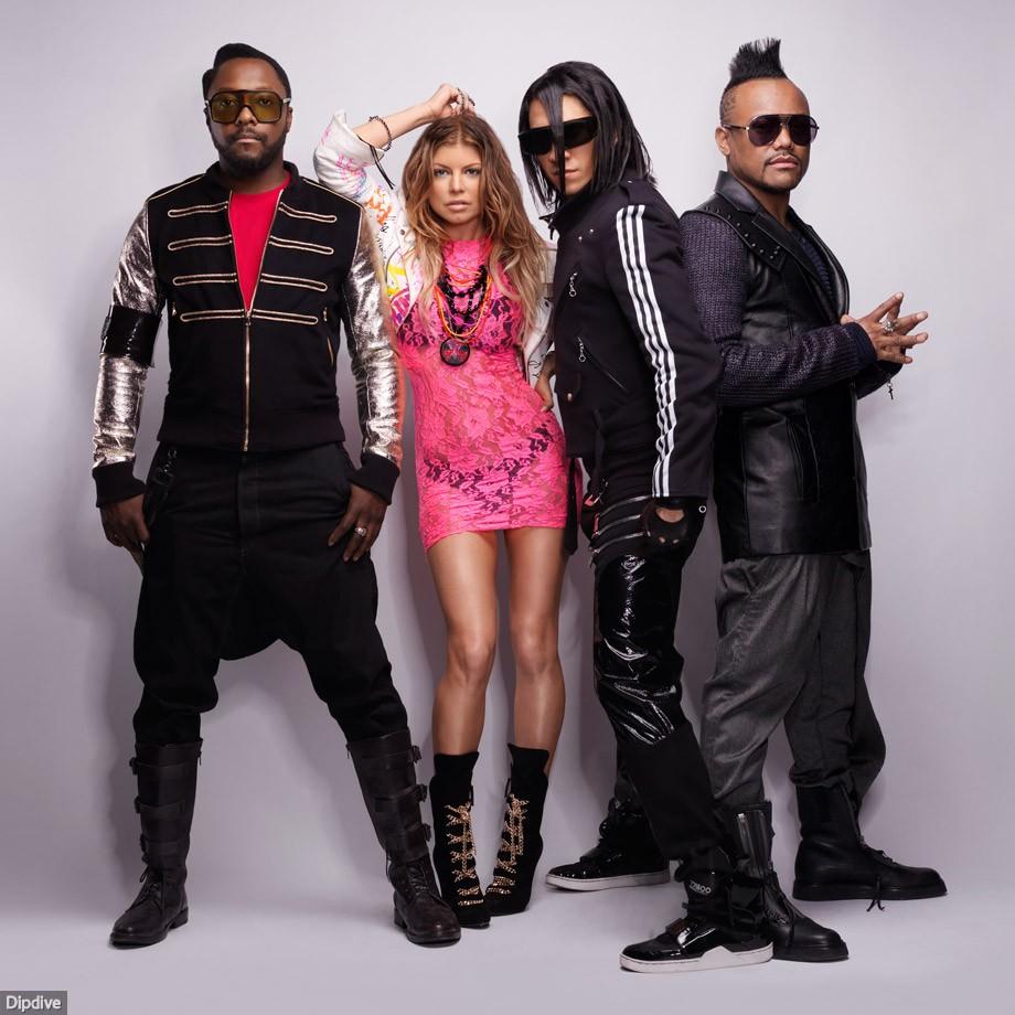 The Time Dirty Bit The Black Eyed Peas: Googlenix: Black Eyed Peas