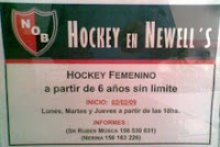Hockey en Newell´s